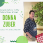 Congratulations to our First-Ever Safety Bingo Winner: Donna Zuber!